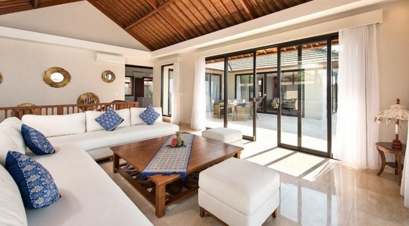 Villa Feronia - Living Area