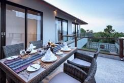 Villa Yamuna - Alfresco Dining