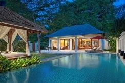 The Laguna Villa Pool Cabana