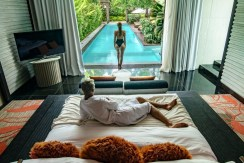 W Extreme Wow Pool Villa - Private Pool Villa in Seminyak