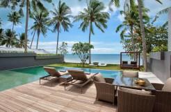 Villa Soong - Beachfront Villa at koh Samui