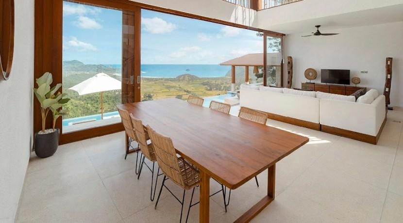 Villa Sandbar - Dining and living area preview