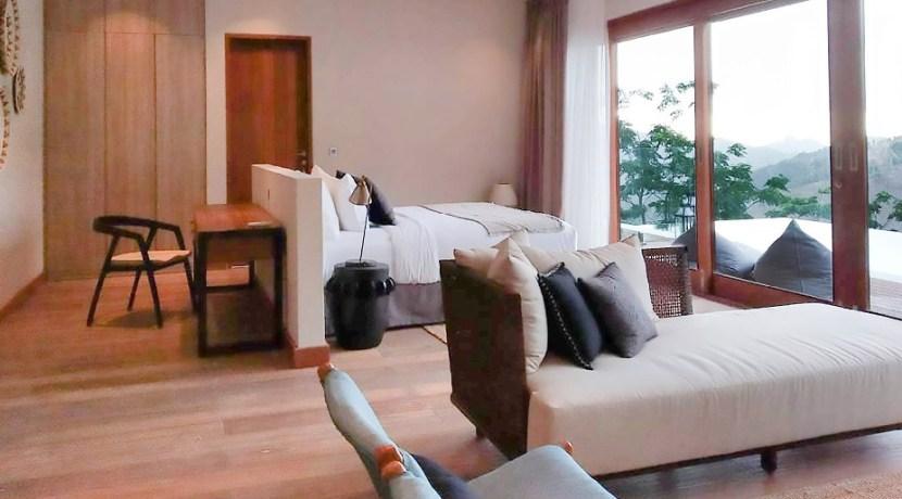 Villa Manju - Bedroom Outlook