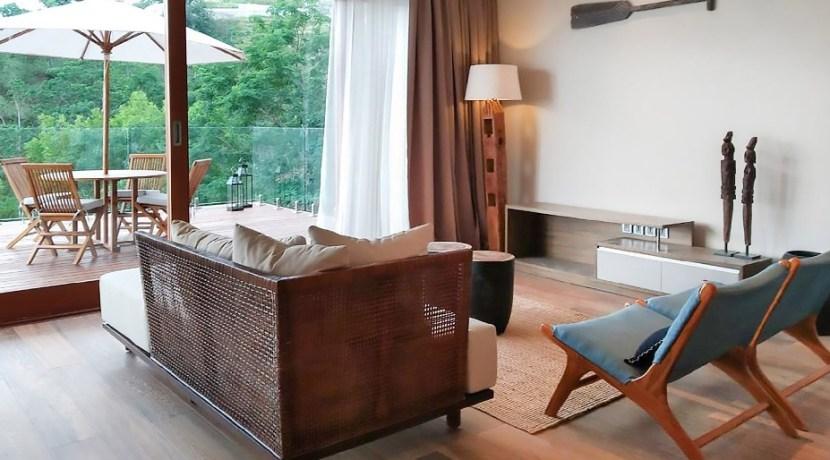 Villa Manju - Living Area Design