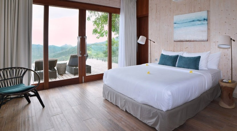 Villa Tebing - Guest bedroom preview