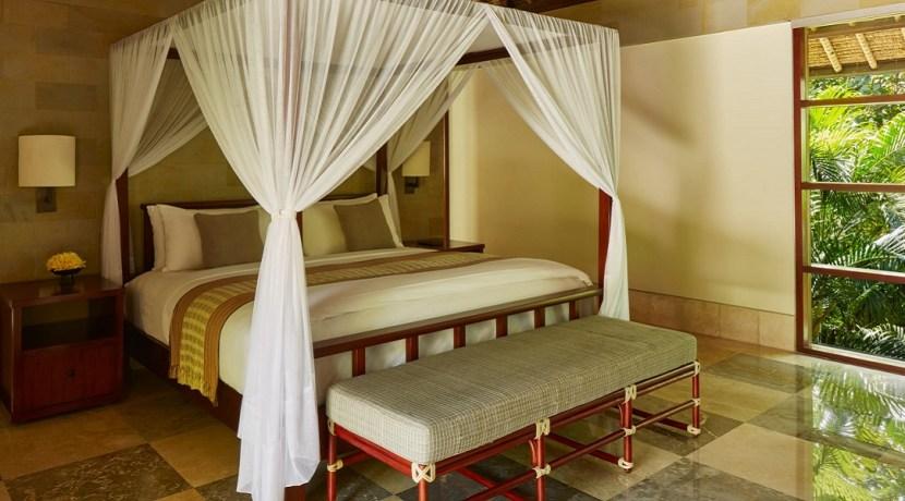 Aman Villa at Nusa Dua - Bedroom