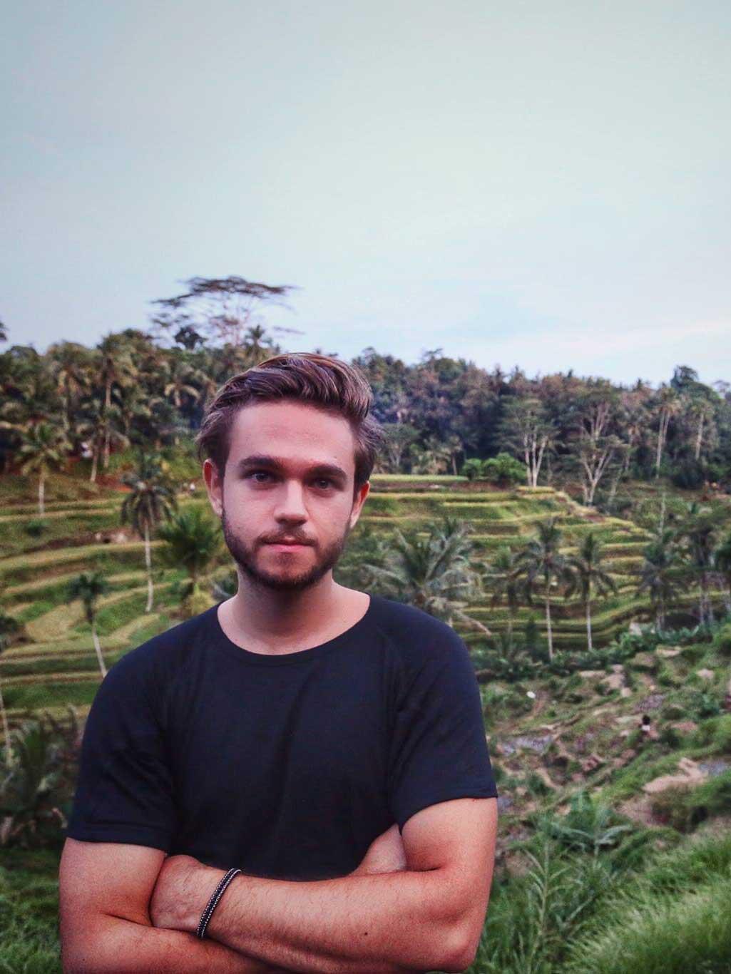 Zedd in Bali