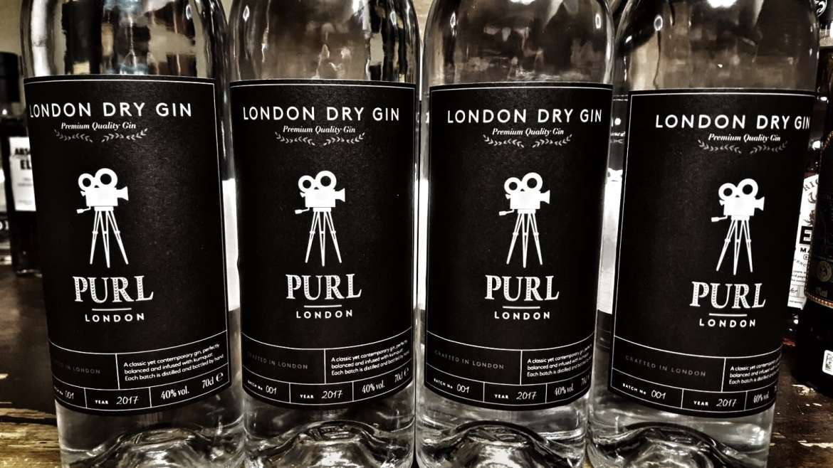 Purl London Dry Gin