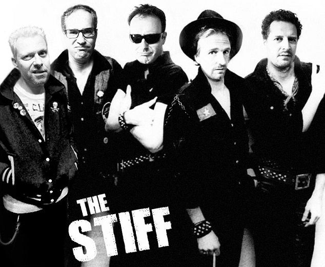 The Stiff speelt op 13 september in Poppodium P3 in Purmerend