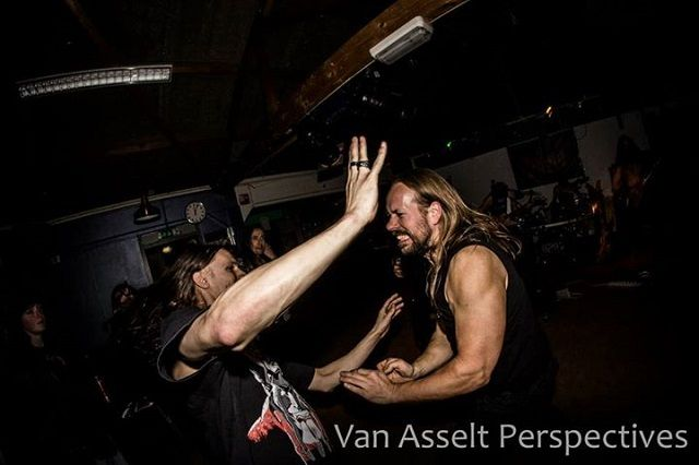 rip metal night in purmerend