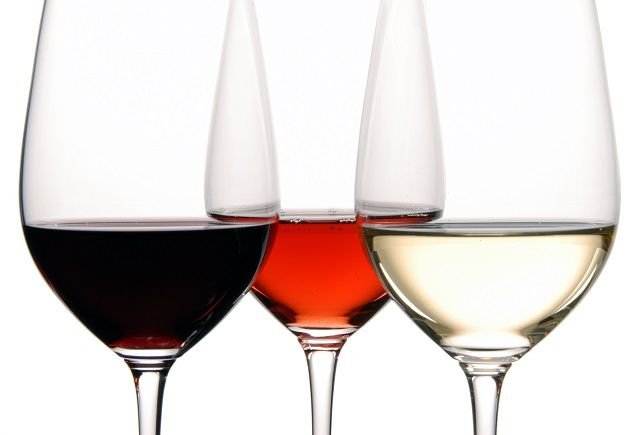 Colors of Wine