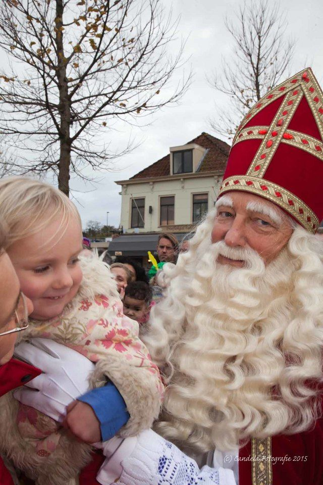 Intocht Sint Nicolaas in Purmerend 2105
