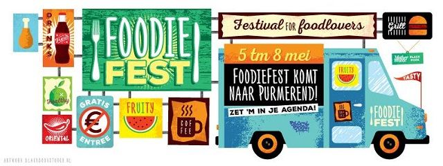 Foodiefest Purmerend