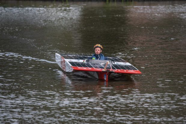 Solar Boat Race Purmerend 3