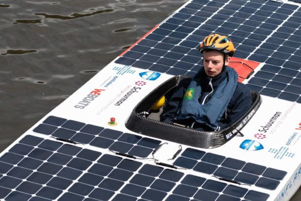 Solar Boat Race Purmerend 4