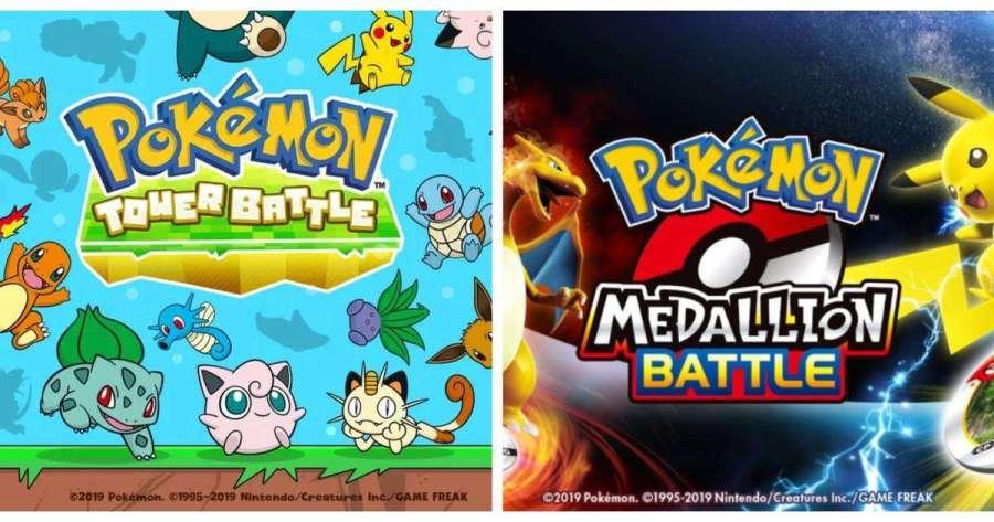 Pokémon aterriza en Facebook con dos juegos exclusivos para la red social