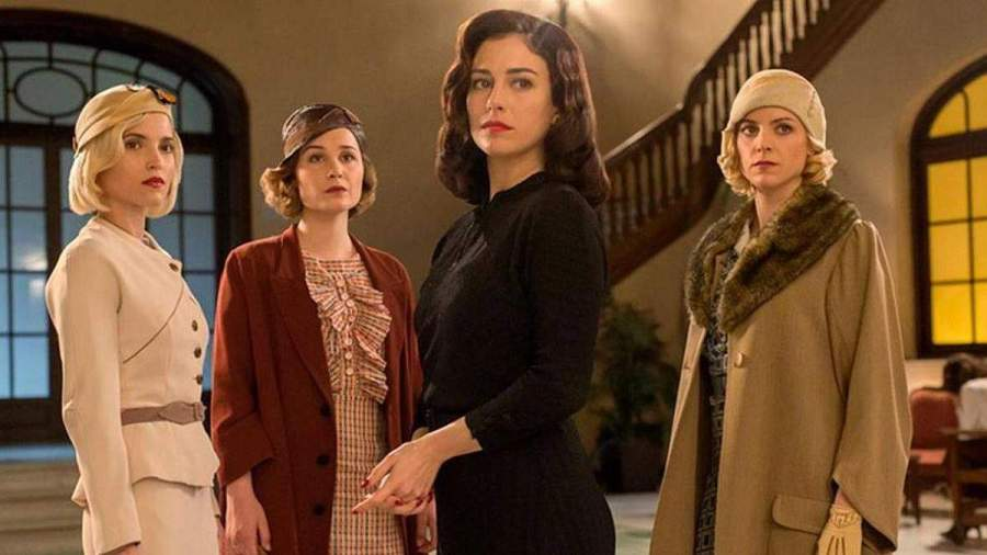 'Las chicas del cable': Netflix anuncia fecha de estreno de los últimos capitulos de la temporada 5