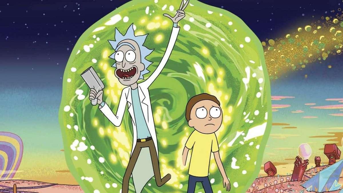 'Rick y Morty' lanza el primer adelanto de la temporada 5 y un nuevo corto estilo anime