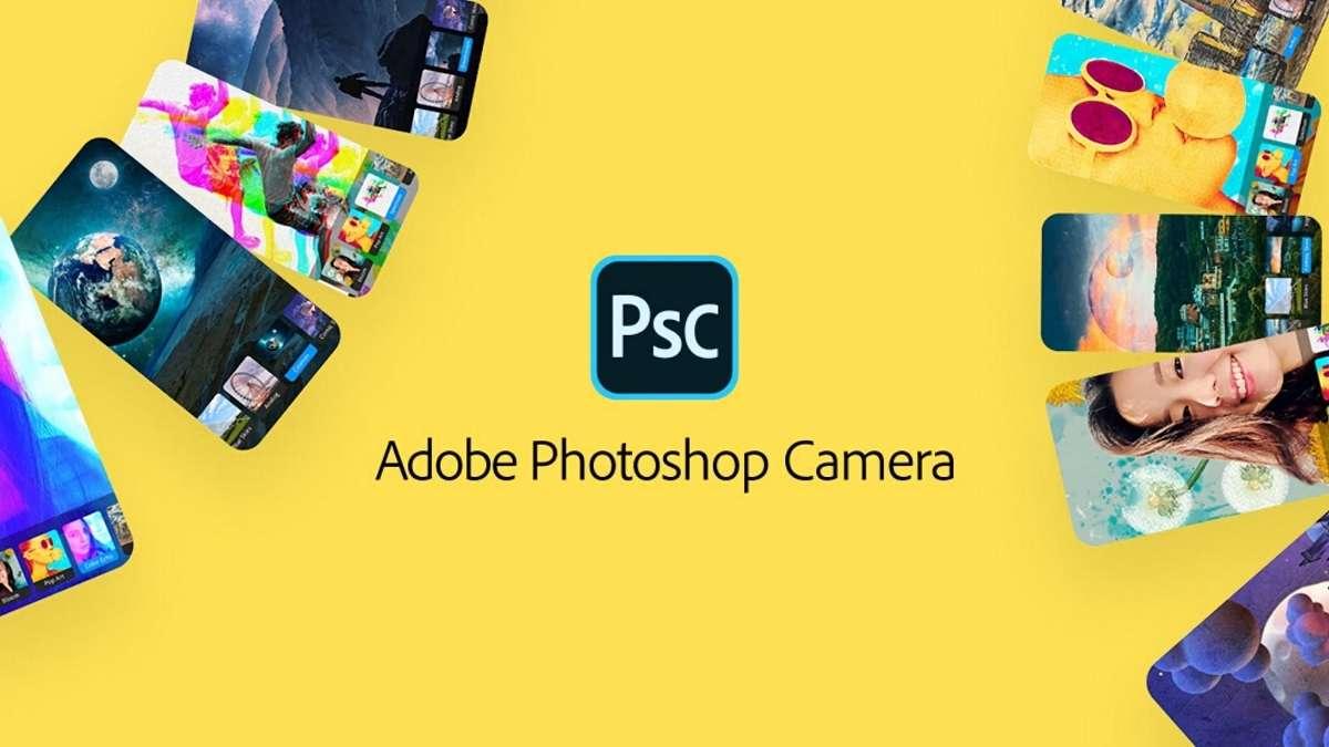 Adobe Photoshop Camera: la app que necesitas para mejorar tus fotografías. Gratis!