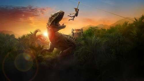 Critica de 'Jurassic World: Campamento Cretácico': más de lo esperado
