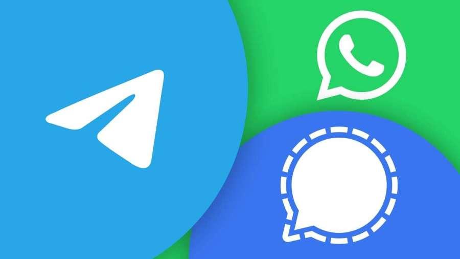 Signal vs Telegram vs WhatsApp: las diferencias y lo que tiene que ver con  privacidad