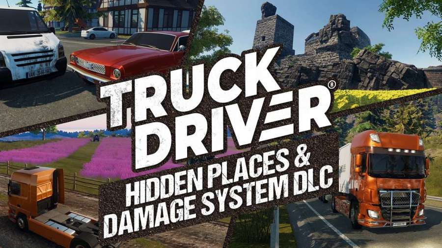 Truck Driver® ofrece contenido descargable gratuito en Nintendo Switch ™