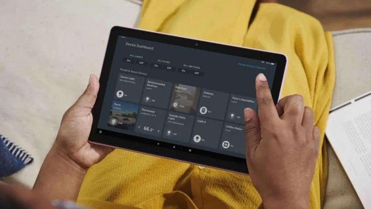 Reseña del Amazon Fire HD 10 (2021): un dispositivo de consumo a un muy precio asequible