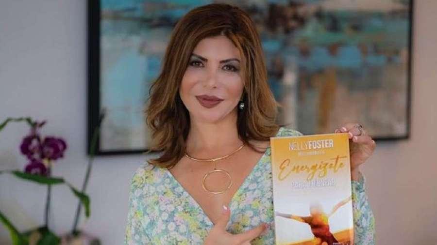 «Energízate para triunfar», el libro donde la peruana Nelly Foster explica el camino del éxito a partir de la energía