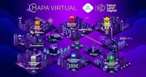 Jalisco Talent Land Digital 2021 presenta su mundo virtual
