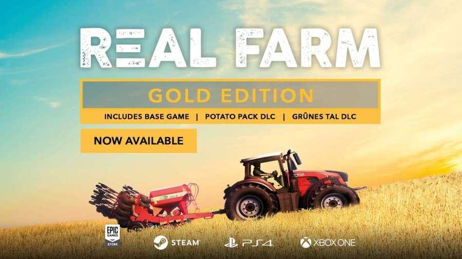 Real Farm – Gold Edition ahora disponible como actualización gratuita