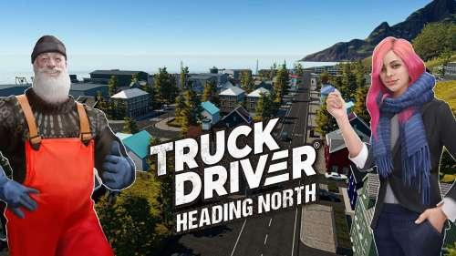 SOEDESCO® traslada el DLC 'Heading North' de Truck Driver® a una fecha posterior