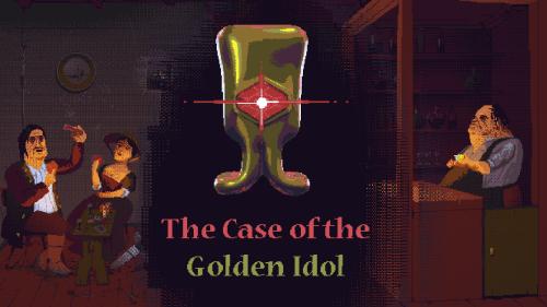 "El Demo del novedoso juego de detectives ""The case of the Golden Idol"" llega al Steam Next Fest"