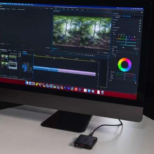 Canon revoluciona el innovador Sistema 3D VR y el objetivo Canon RF 5.2 mm f/2.8L DUAL FISHEYE