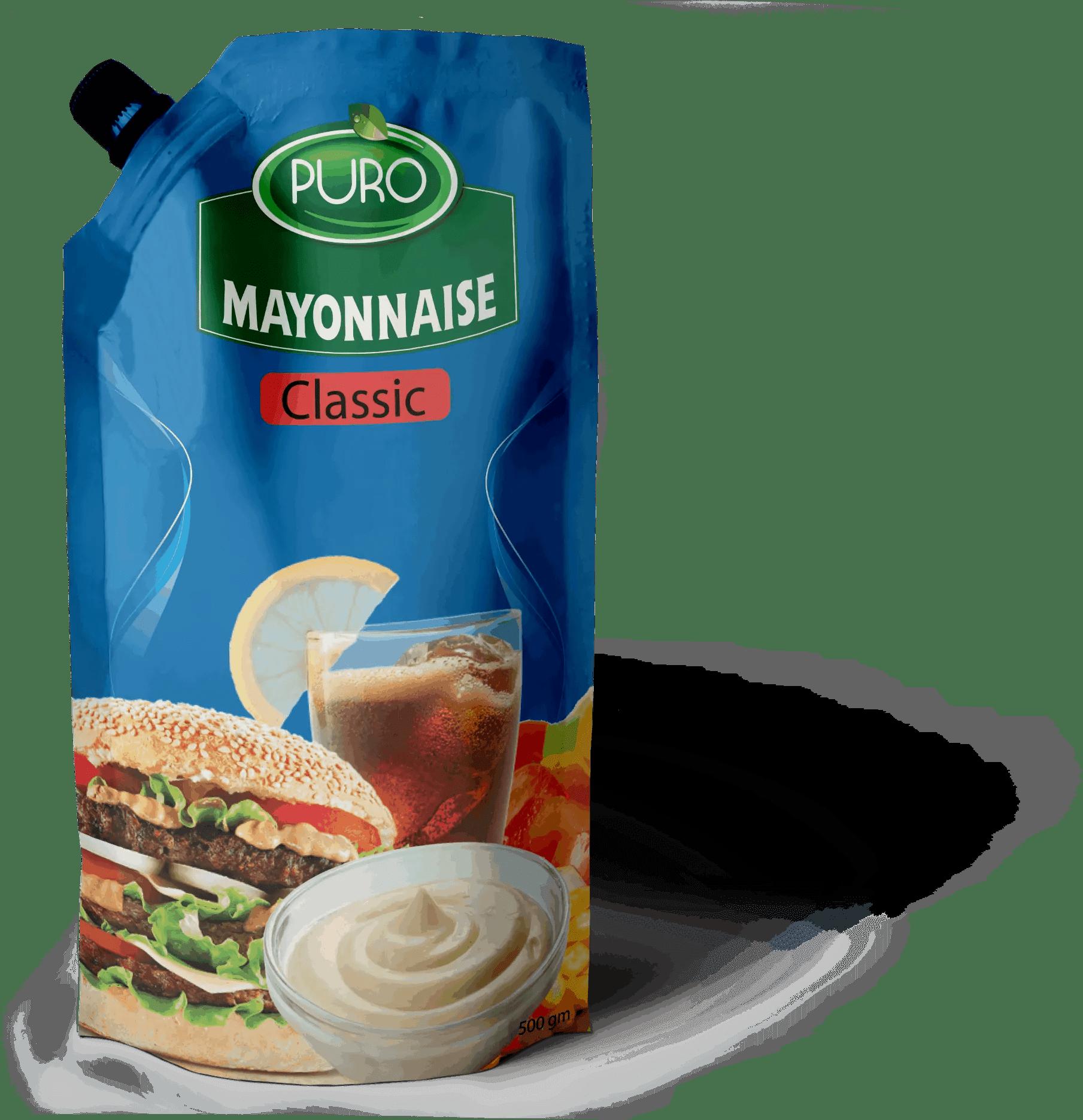 Puro Food Mayonnaise