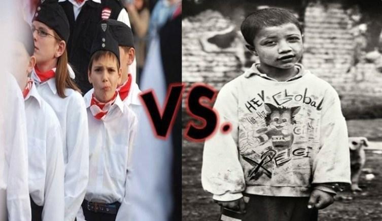 ninos-neonazis-versus-gitanos