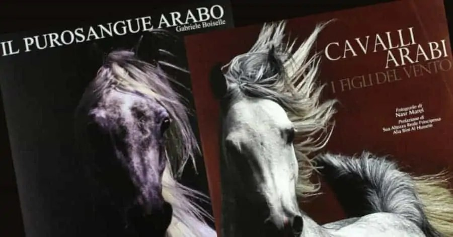 Libri sul purosangue arabo