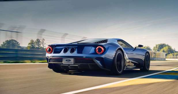 Ford GT 2017 - 02