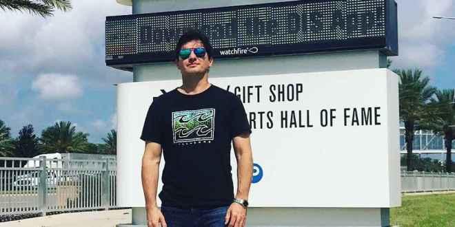 Daytona Speedway Marco Carvajal
