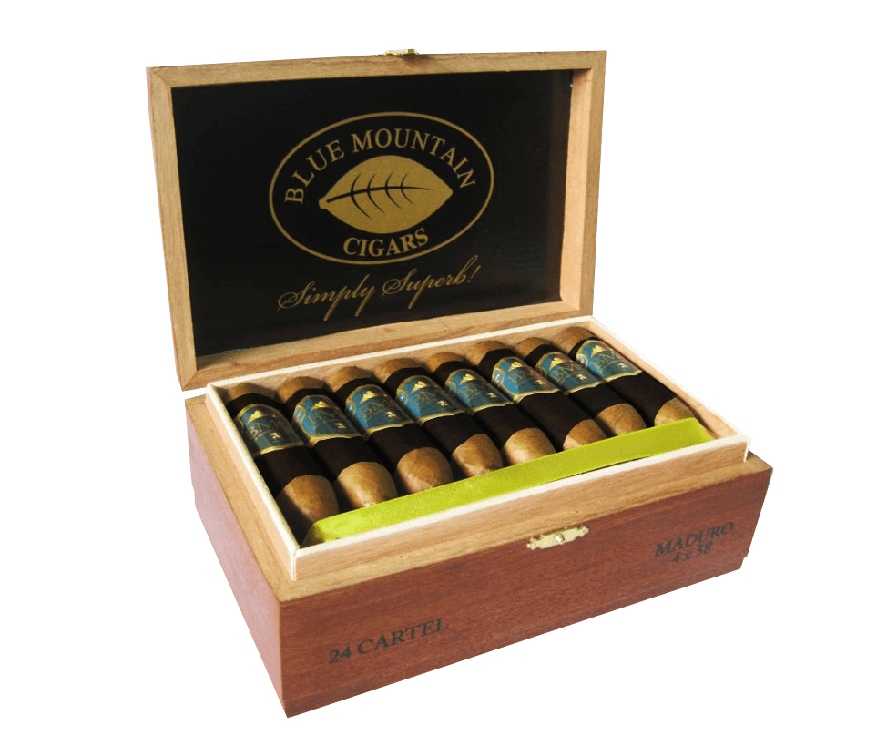 El Cartel Box cigar