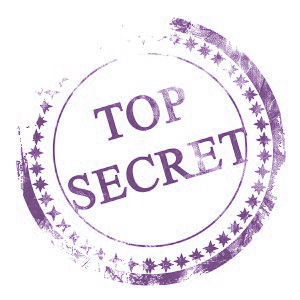 Top-Secret Puple