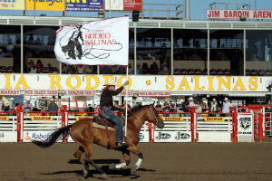 Greetings from the California Rodeo!