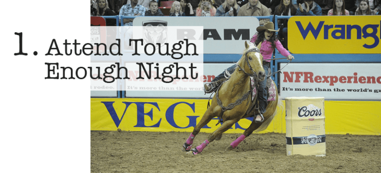 Top 5 Things to do in Vegas at the WNFR