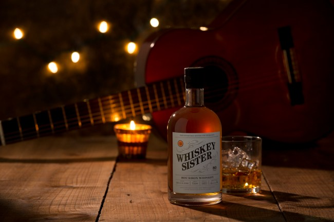 Whiskey Sister Kentucky Bourbon Whiskey