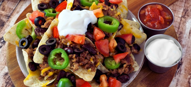 Game Day Nacho Recipes