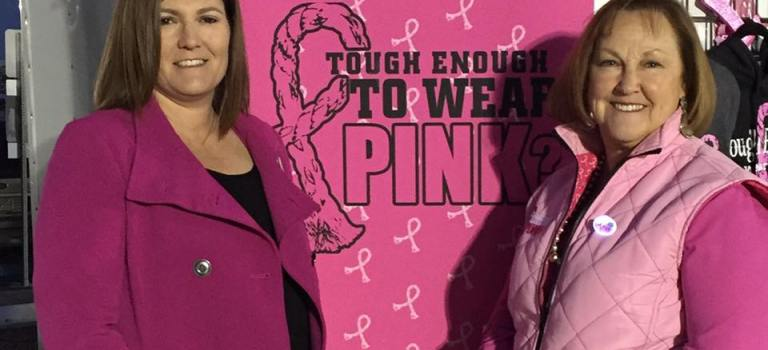 The Wrangler® Tough Enough to Wear Pink™ Western Campaign reaches $28 million raised