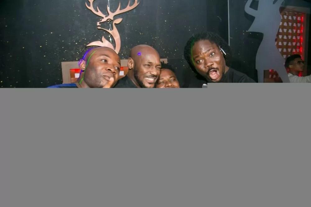 faze bithday party at club rumours vi Faze 2face Daddy Shoki Soma Gifty JonBig Brother Naija housemates Ese Purple crib studios Photos by kayode Ajayi Kaykluba 19