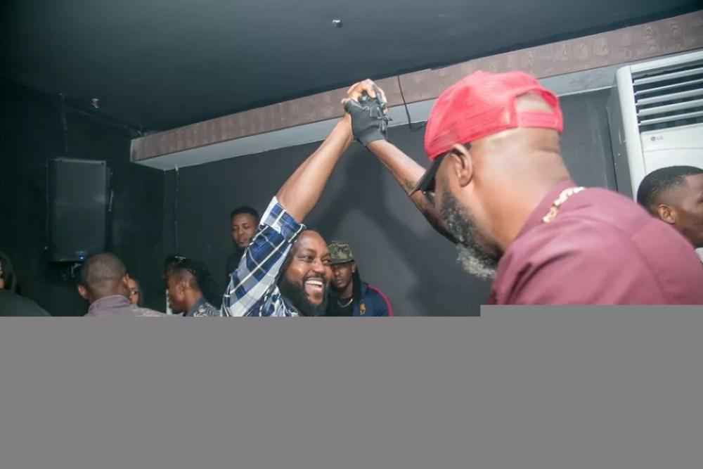 faze bithday party at club rumours vi Faze 2face Daddy Shoki Soma Gifty JonBig Brother Naija housemates Ese Purple crib studios Photos by kayode Ajayi Kaykluba 33