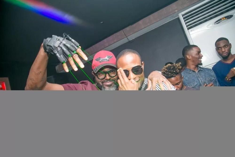 faze bithday party at club rumours vi Faze 2face Daddy Shoki Soma Gifty JonBig Brother Naija housemates Ese Purple crib studios Photos by kayode Ajayi Kaykluba 34