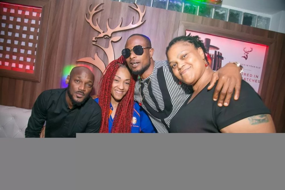 faze bithday party at club rumours vi Faze 2face Daddy Shoki Soma Gifty JonBig Brother Naija housemates Ese Purple crib studios Photos by kayode Ajayi Kaykluba 49