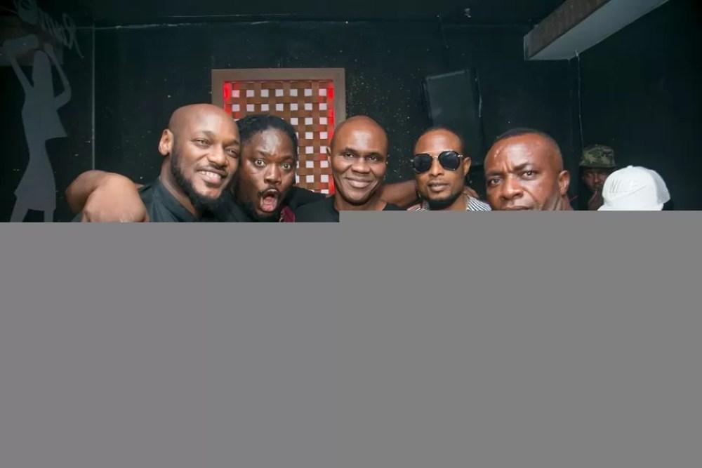 faze bithday party at club rumours vi Faze 2face Daddy Shoki Soma Gifty JonBig Brother Naija housemates Ese Purple crib studios Photos by kayode Ajayi Kaykluba 61